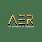 AER logo png